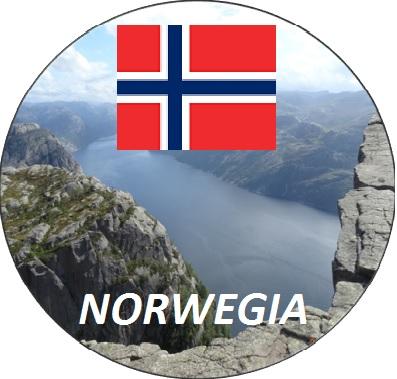 Logo na Stronę okrągłe Norwegia